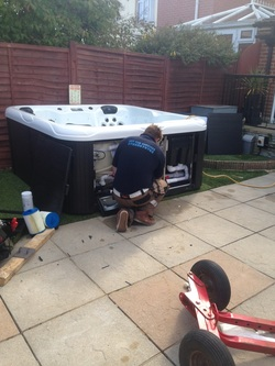 hot tub maintenance service contracts