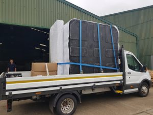 Delivering, moving, storing and relocating Hot tubs