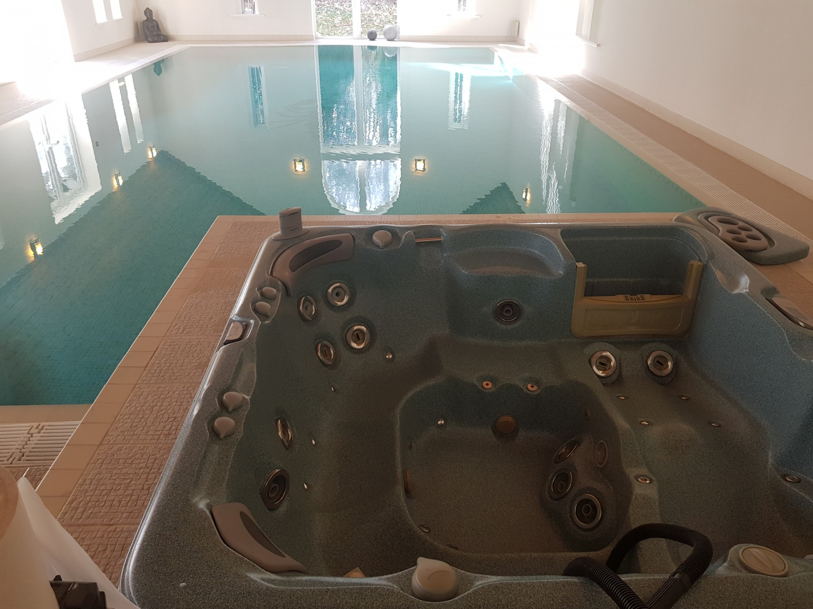 Hot tub repairs and servicing in Northumberland and County Durham